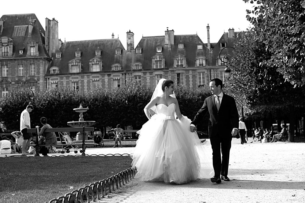 Trash The Dress em Paris